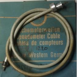 AUSTIN WOLSELEY speedometer