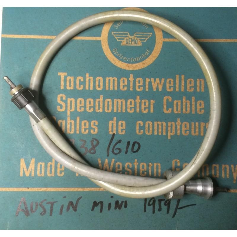 AUSTIN MORRIS Speedometer