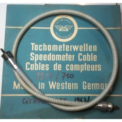 CITROEN SPEEDOMETER cable