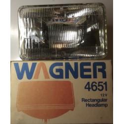 WAGNER 4651 sealed beam feu...